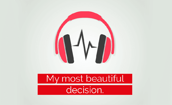 My most beautiful decision
